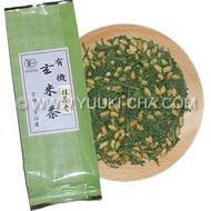 Organic Matcha Iri Genmaicha from Yuuki-cha