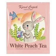White Peach Tea from Karel Capek