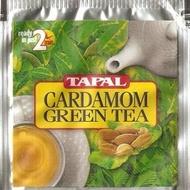 Cardamon Green Tea from Tapal