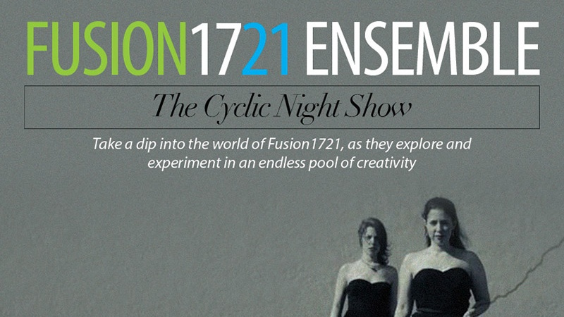FUSION1721 - THE CYCLIC NIGHT SHOW