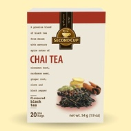 Chai from Second Cup