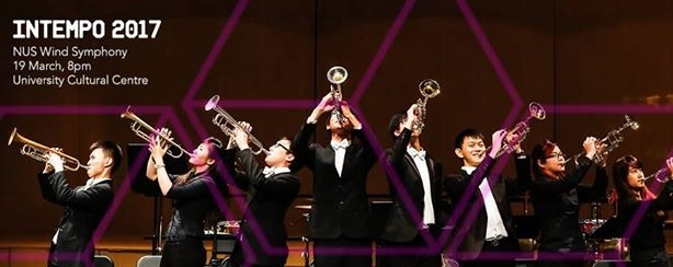 InTempo 2017: Rise of the Transhuman by NUS Wind Symphony