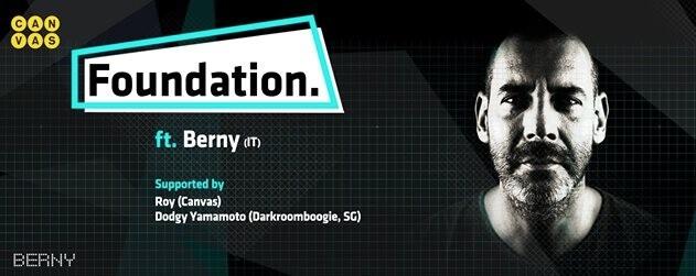 Foundation. ft. Berny (IT)