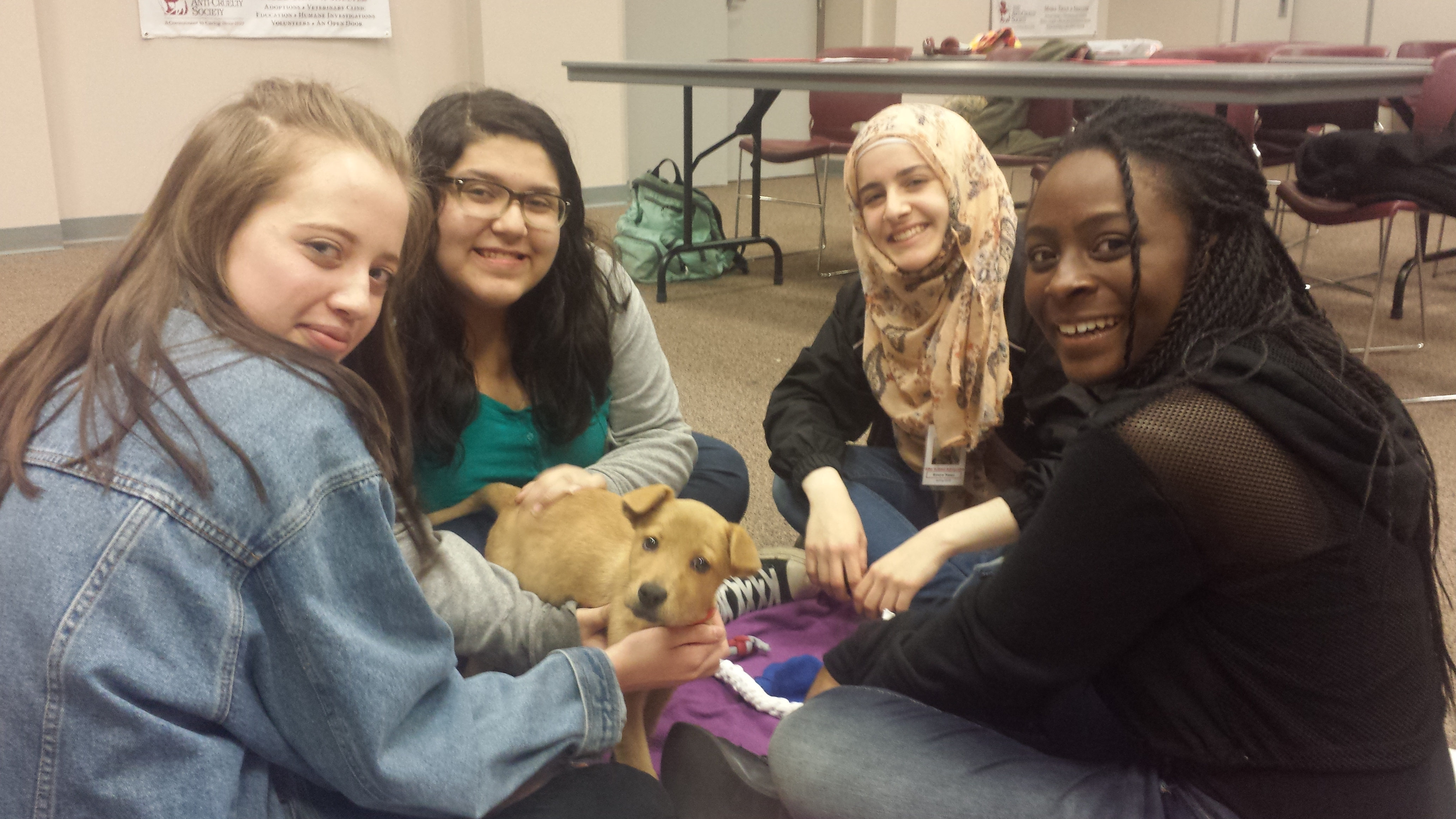 Spring 2019 After School Advocates: Animal Welfare & Advocacy