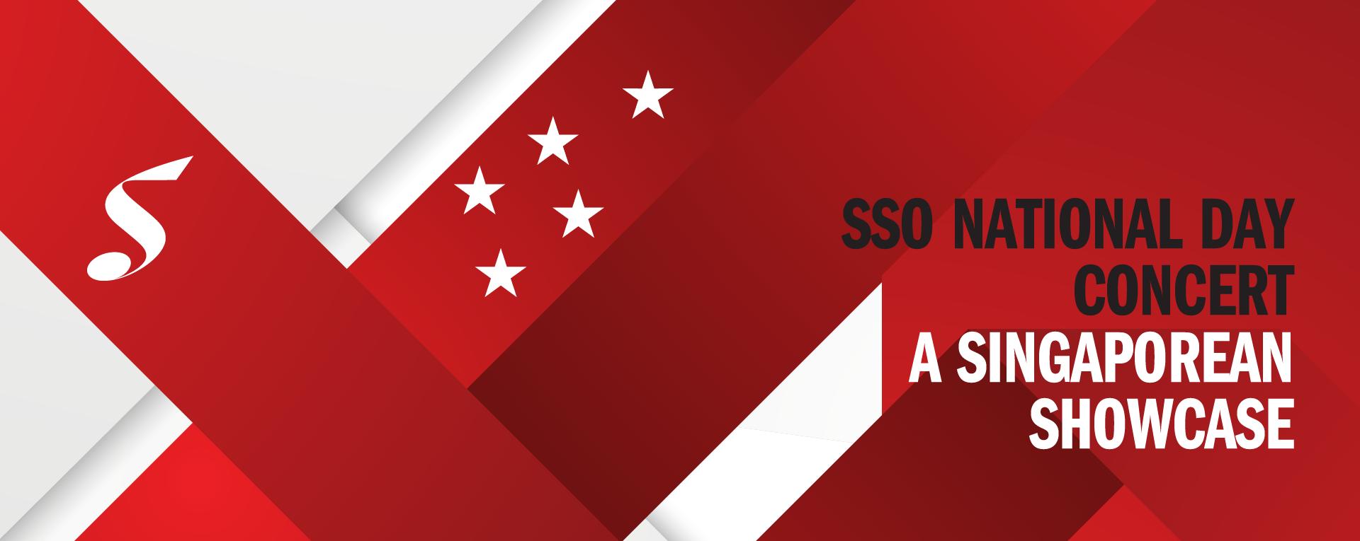 SSO National Day Concert: A Singaporean Showcase