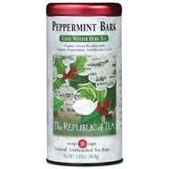 Peppermint Bark from The Republic of Tea