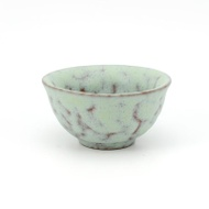 Guanyao Turquoise Flared Teacup from teaware.house