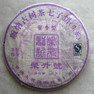 2007 Imperial Concubine Aroma Pu-erh Tea Cake from PuerhShop.com