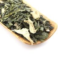Ginger Sencha Green Tea Premium Blend from Tao Tea Leaf