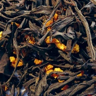Jeju Island Second Flush Organic Single Estate Whole Leaf Black Tea with Mandarin Orange from Teas Unique