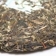 """2007 Menghai """"Silver Dayi"""" Sheng Pu-Erh from Norbu Tea"""