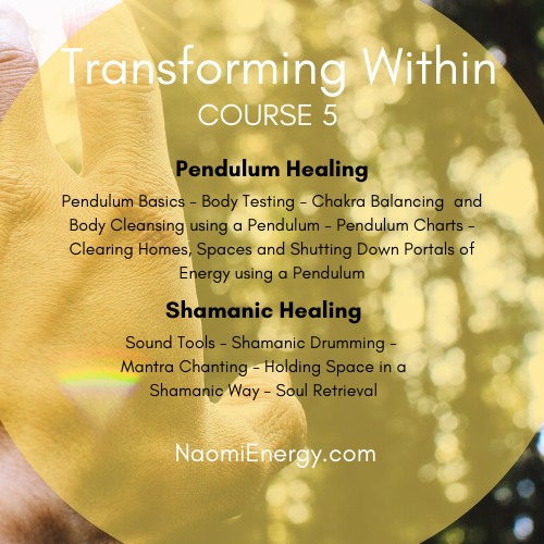 Transforming Within Course 5