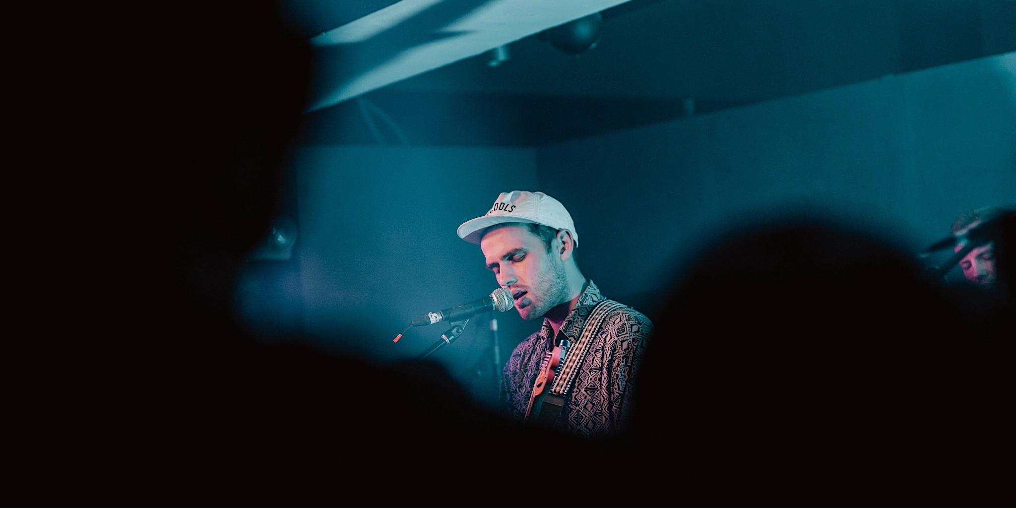 He is the Sorcerer: The power of Jordan Rakei's lo-fi funk in Singapore — gig report