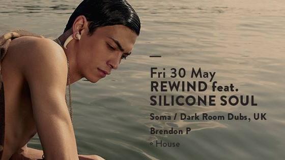 REWIND feat. SILICONE SOUL (UK)