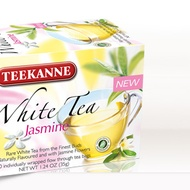 White Tea Jasmine from Teekanne