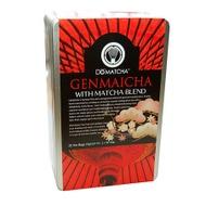 Genmaicha with Matcha from DoMatcha