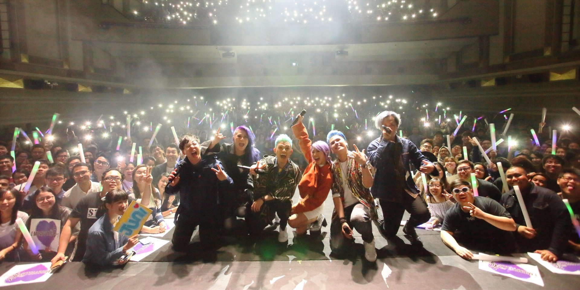 """MICappella sells out Capitol Theatre for """"You And I"""" concert — photo gallery"""