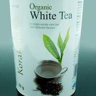 organic korakundah white tea from Korakundah