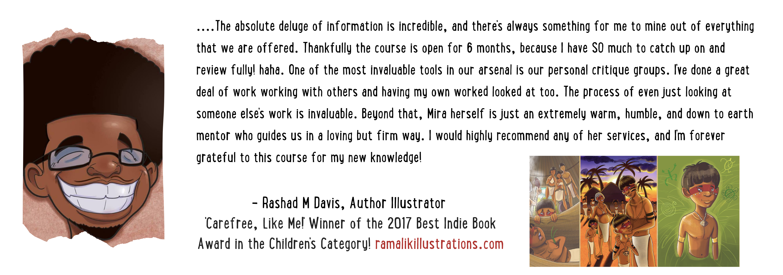 Children's Book Academy Graduate Testimonial