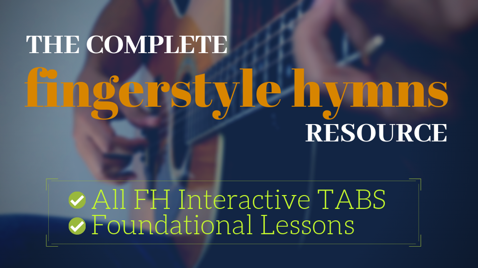 Complete Fingerstyle Hymns | Zeno Guitar Academy