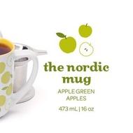 Green Apples Colour Changing Nordic Mug from DAVIDsTEA