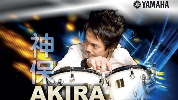 Akira Jimbo Drum Concert 2014