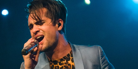 PHOTO GALLERY: Panic! At The Disco win over fans with sincere pop theatrics
