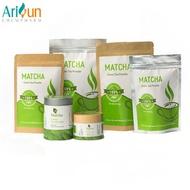 Matcha - Green Tea Powder from Transcending Tea