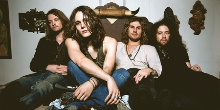 Rising blues rock stars Tyler Bryant & The Shakedown make their Singapore debut at Hard Rock Café
