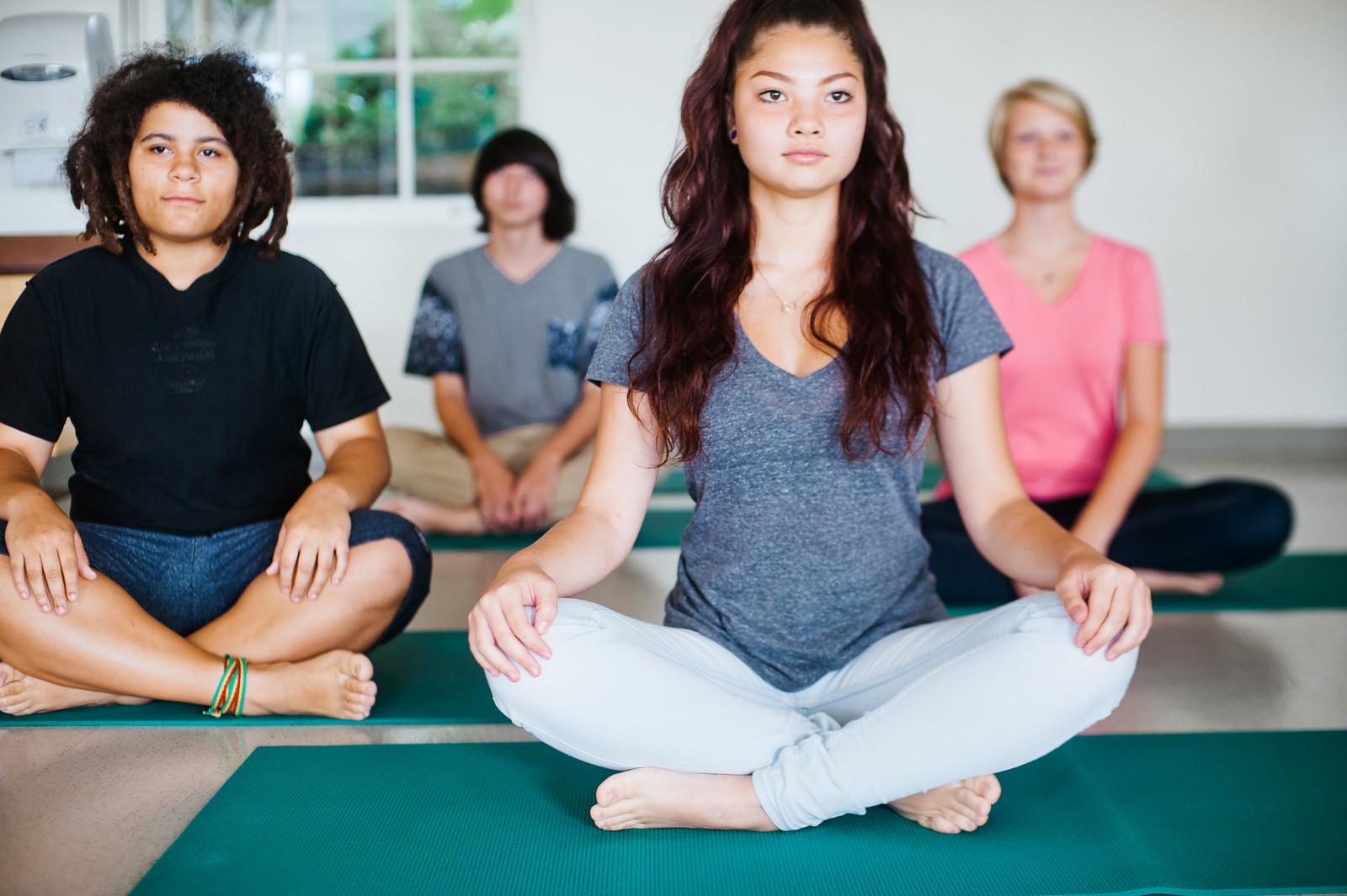 Trauma Informed Yoga For Youth 8 Week Course Yoga Ed