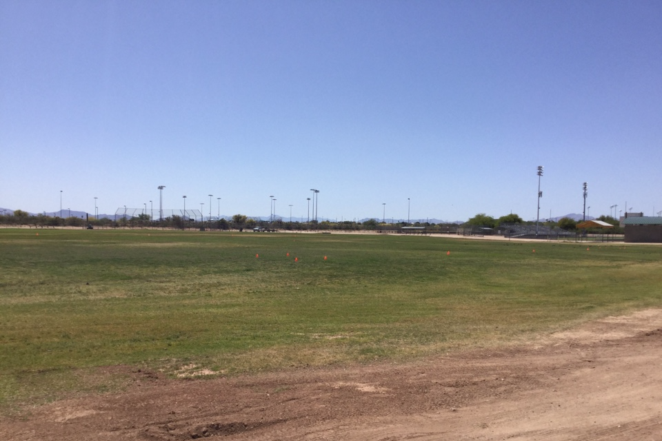 Baseball Practice Field
