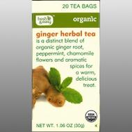 Ginger Herbal Tea from Fresh & Easy