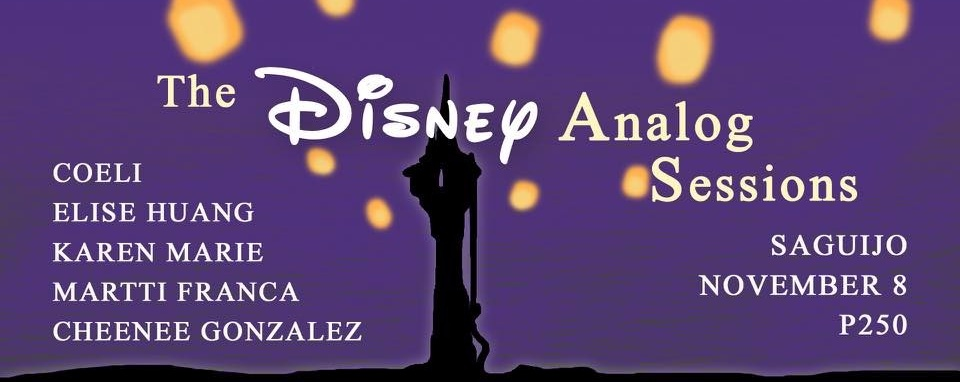 The Disney Analog Sessions