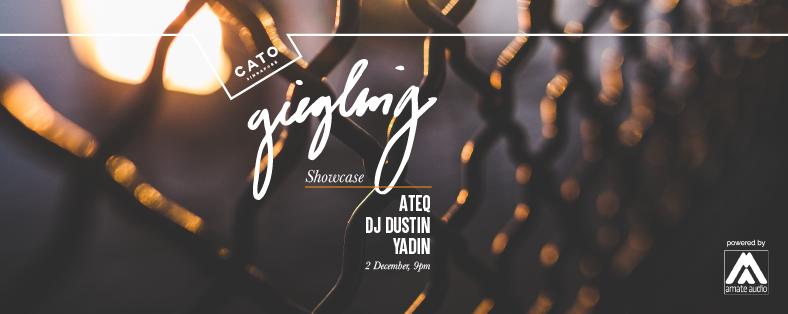 Giegling Showcase ft. ATEQ, DJ Dustin & Yadin