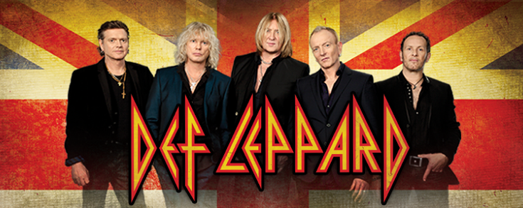 DEF LEPPARD Live in Singapore!