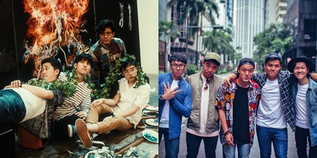 Bandwagon Campus Tour comes to Cinnamon College at NUS – M1LDL1FE, Astronauts and others to perform