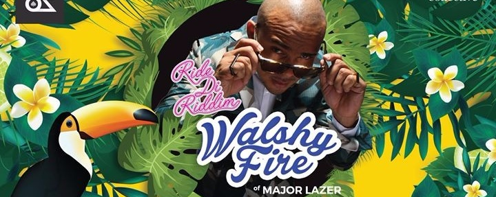 Ride Di Riddim feat. Walshy Fire of Major Lazer
