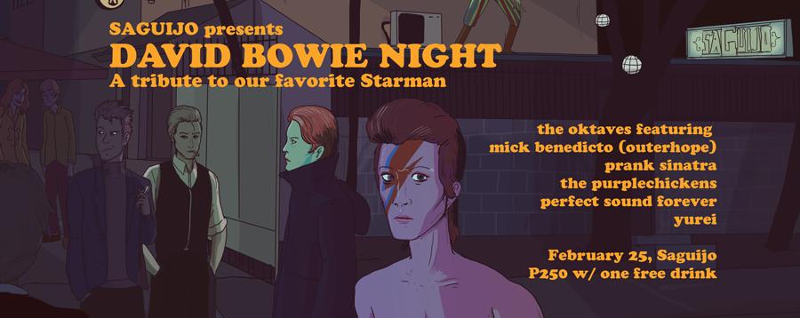 DAVID BOWIE NIGHT