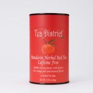 Mandarin Herbal Red Tea from Tea District