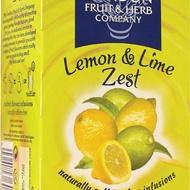 Lemon & Lime Zest from London Fruit & Herb Company