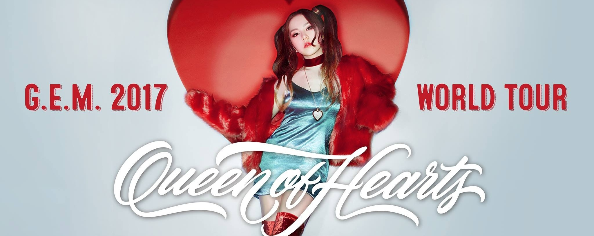 GEM Queen of Hearts World Tour Singapore