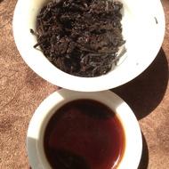2009 year GouTongWuXian from Boyou Tea Factory (King Tea)