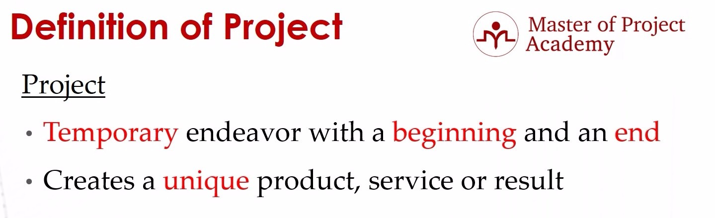 definition-of-project
