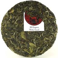 Spring 2015 Jingmai Midas Touch; Sheng from Crimson Lotus Tea