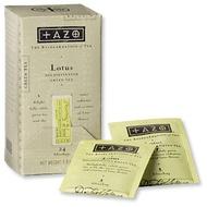 Lotus from Tazo