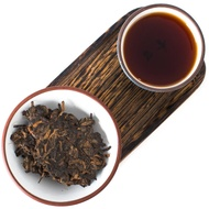 """""""Golden Buds"""" Fengqing Ripe Pu-erh from Path of Cha"""