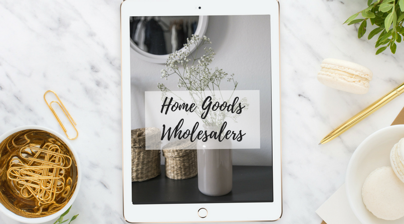 This Home Goods Wholesalers List Is A 7 Page E Book Featuring Quick Links  To 40 Legit Home Decor Wholesalers Iu0027ve Come To Know Over The Years.