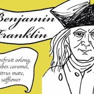 Benjamin Franklin from Adagio Teas Custom Blends