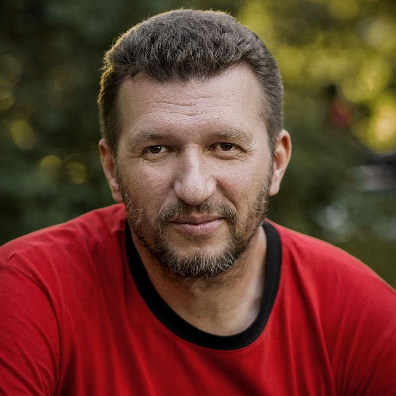 Александр Шебанов