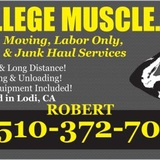 College Muscle Moving Co. image
